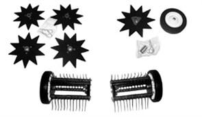06724-799-003 FG201 Комплект: разрыхлитель, обрезчик, грабли