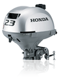 Лодочный мотор Honda BF 2.3 SCHU