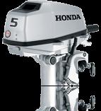 Лодочный мотор Honda BF 5.0 SHU