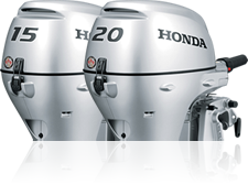 Лодочный мотор Honda BF 20.0 SHU
