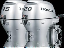 Лодочный мотор Honda BF 20.0 SRTU