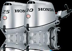 Лодочный мотор Honda BF 30.0 SRTU