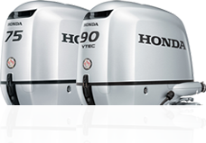 Лодочный мотор Honda BF 90.0 LRTR