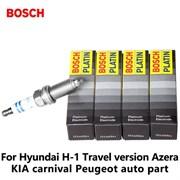 Свеча зажигания Bosch Double Platinum FR8SPP332
