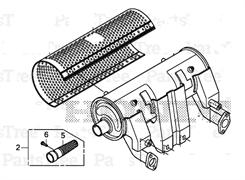 06185-Z6L-010 Искрогаситель GX630/ GX690